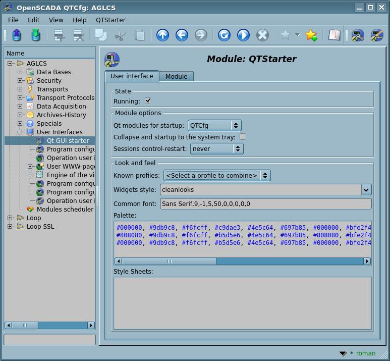 Modules/QTStarter - OpenSCADAWiki