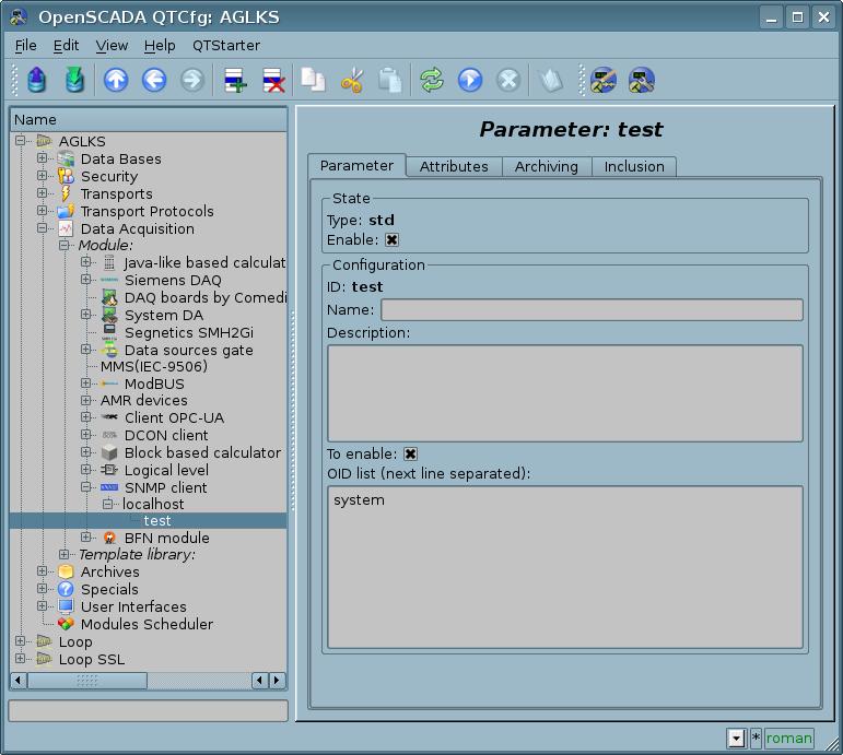 Modules/SNMP - OpenSCADAWiki